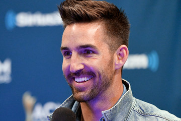 Jake Owen SiriusXM's The Highway Channel Broadcasts Backstage Leading Up To The American Country Music Awards at the T-Mobile Arena