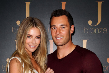 Jake Wall Jennifer Hawkins Launches a Tanning Range