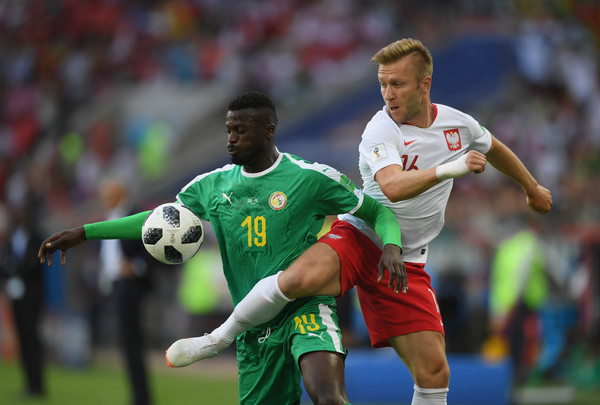 Poland Vs. Senegal: Group H - 2018 FIFA World Cup Russia