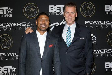 Jalen Rose BET Presents The Players' Awards - Arrivals