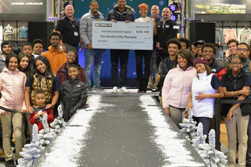 Jalen Rose DICK'S Sporting Goods Outerwear Fashion Show