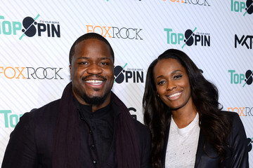 Jameel Mcclain 7th Annual New York City TopSpin Charity Event