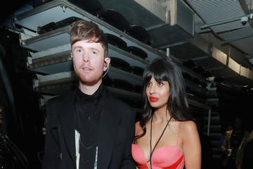 Jameela Jamil 61st Annual Grammy Awards - Backstage