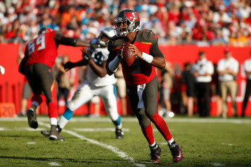 Jameis Winston Carolina Panthers v Tampa Bay Buccaneers