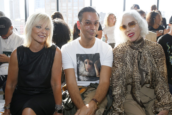Bibhu Mohapatra - Front Row - September 2019 - New York Fashion Week: The Shows