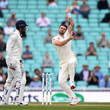 James Anderson England v India: Specsavers 5th Test - Day Five