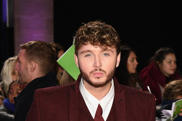 James Arthur Pride Of Britain Awards 2018 - Red Carpet Arrivals