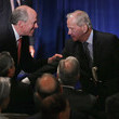 James Baker GOP Republican Presidential Candidate Donald Trump Gives Foreign Policy Address in DC