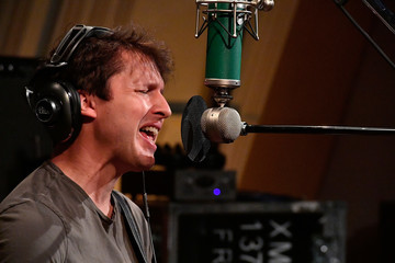 James Blunt James Blunt Performs on SiriusXM's the Pulse Channel
