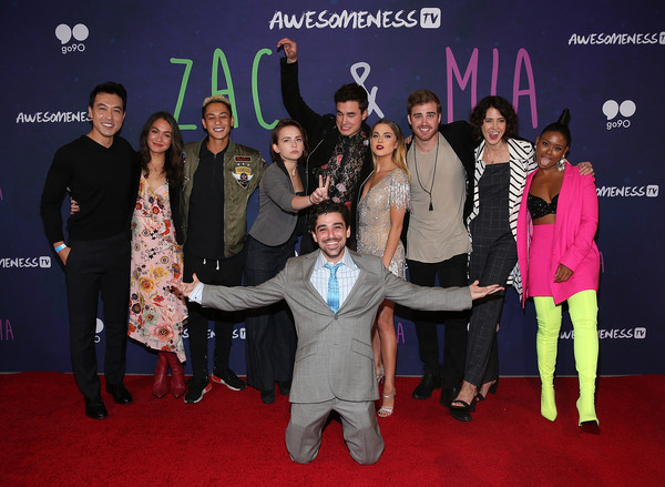'Zac & Mia' Premiere Event At Awesomeness HQ