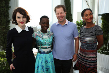 James Brennan DuJour Magazine's Jason Binn Celebrates Lupita Nyong'o Cover Along With Other Nominees For Great Performances