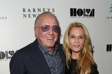 James Caan HOLA Beverly Hills Flagship Store Celebration