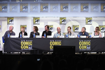 James Cameron Comic-Con International 2016 - 'Aliens: 30th Anniversary' Panel
