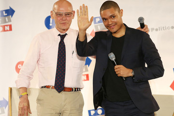 James Carville Politicon Convention in Los Angeles