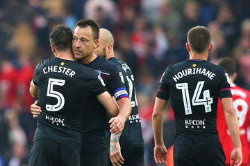 James Chester Middlesbrough vs. Aston Villa - Sky Bet Championship Play Off Semi Final: First Leg