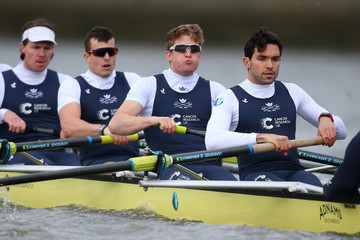James Cook Oxford University Boat Club vs Oxford Brookes