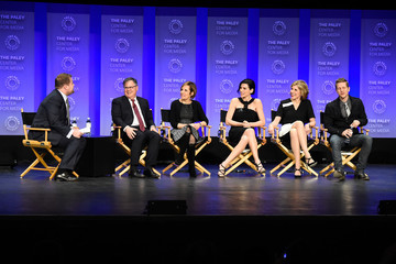 "James Corden The Paley Center For Media's 32nd Annual PALEYFEST LA - ""The Good Wife"" - Inside"