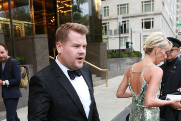 James Corden 'Manus x Machina: Fashion in an Age of Technology' Costume Institute Gala - Sightings