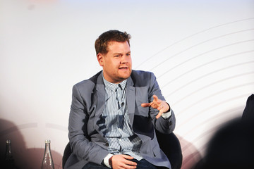 James Corden Advertising Week Europe: Day 3