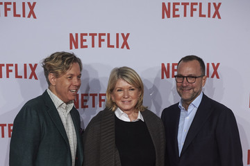 James Costos Netflix Spain's Presentation Red Carpet