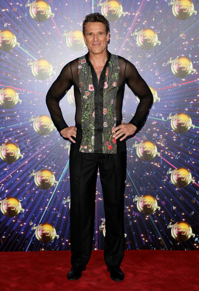 'Strictly Come Dancing' Launch Show - Red Carpet Arrivals []