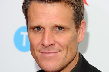 James Cracknell Daily Mirror Pride of Sport Awards - Arrivals