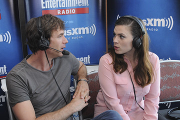 James D'Arcy SiriusXM's Entertainment Weekly Radio Channel Broadcasts from Comic-Con 2015
