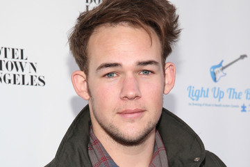 James Durbin 2nd Light Up The Blues Concert - An Evening Of Music To Benefit Autism Speaks - Red Carpet