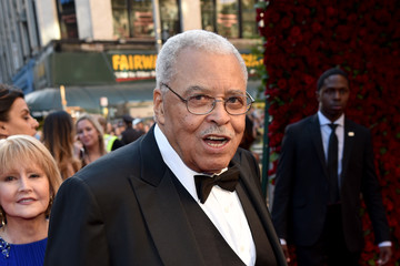 James Earl Jones FIJI Water At 2016 Tony Awards