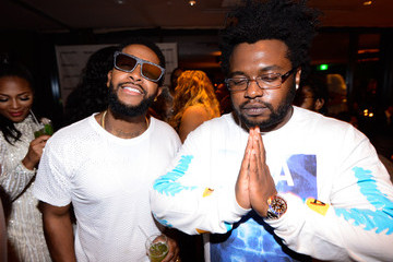 James Fauntleroy Jhene Aiko Souled Out Sponsored By Hennessy V.S