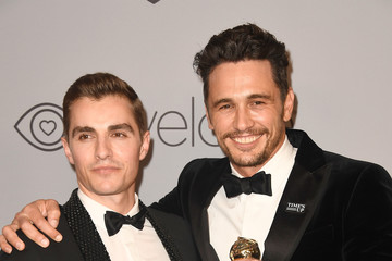 James Franco Dave Franco Warner Bros. Pictures And InStyle Host 19th Annual Post-Golden Globes Party - Arrivals
