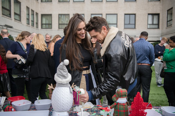 James Franco Brooks Brothers Hosts Annual Holiday Celebration In Los Angeles To Benefit St. Jude - Inside