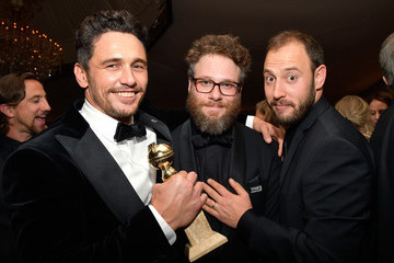 James Franco Seth Rogen The 2018 InStyle and Warner Bros. 74th Annual Golden Globe Awards Post-Party - Inside