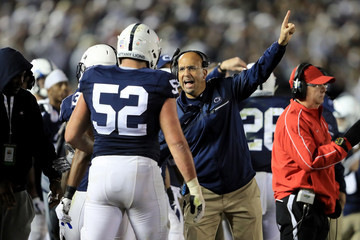 James Franklin Rose Bowl Game Presented by Northwestern Mutual - USC v Penn State