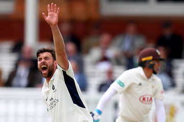 James Franklin Middlesex v Surrey - Specsavers County Championship: Division One