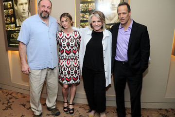 James Gandolfini 'Which Way is the Frontline From Here?' Reception
