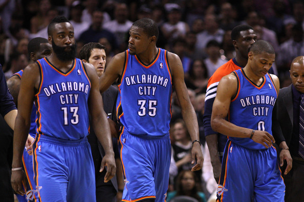 the best attitude 73379 ebb84 James Harden Photos Photos - Oklahoma City Thunder v San ...