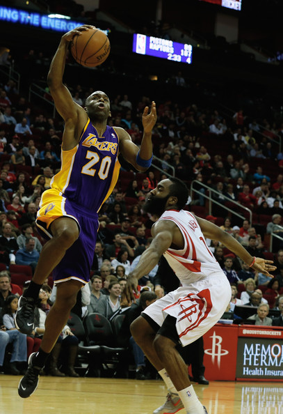 528401d19c8d James Harden and Wesley Johnson Photos»Photostream · Pictures · Los Angeles  Lakers v Houston Rockets