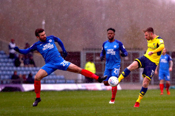 James Henry Oxford United vs. Peterborough United - Sky Bet League One
