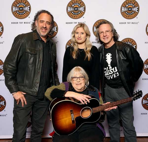 Country Music Hall of Fame and Museum Honors Bev Paul at 13th Annual Louise Scruggs Memorial Forum [string instrument,guitar,musical instrument,musician,music,guitarist,plucked string instruments,acoustic guitar,social group,louise scruggs memorial forum honoree bev paul,james jc curleigh,dendy jarrett,ceo,l-r,entertainment relations,museum,country music hall of fame and museum,gibson brands inc.,louise scruggs memorial forum,bass guitar,guitar,musician,session musician,musical ensemble,bowed string instrument,string instrument,singer-songwriter,string,country music hall of fame and museum]