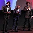 """James Lassiter """"The Harder They Fall"""" World Premiere - 65th BFI London Film Festival"""