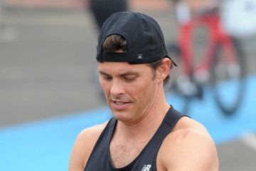 James Marsden Nautica Malibu Triathlon Presented by Equinox