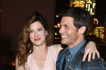 James Marsden Kathryn Hahn The New York Premiere Of IFC Films' 'The D Train' - After Party