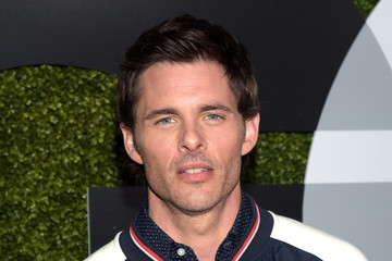 James Marsden GQ Men Of The Year Party - Arrivals