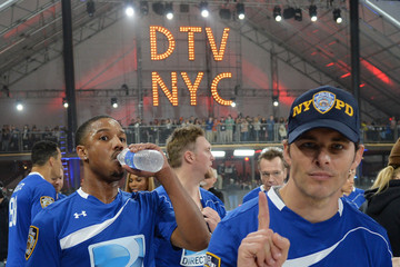 James Marsden DirecTV Celebrity Beach Bowl - Game