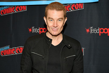 James Marsters New York Comic Con 2019 - Day 2