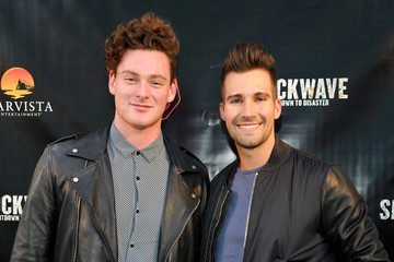 James Maslow Premiere of MarVista Entertainment's 'Shockwave'
