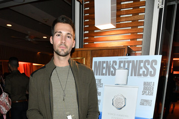 James Maslow MEN'S FITNESS Celebrates the 2016 GAME CHANGERS
