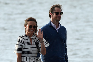 James Matthews Pippa Middleton & James Matthews Visit Sydney - May 31, 2017