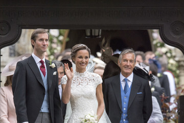 James Matthews Wedding of Pippa Middleton and James Matthews